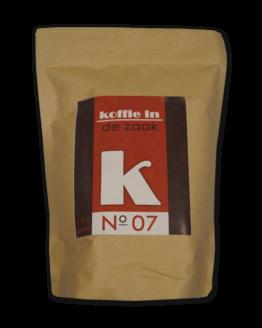 Koffie in de zaak № 07