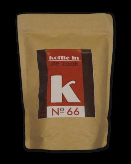 Koffie in de zaak № 66