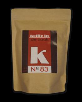 Koffie in de zaak № 83